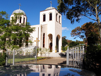 St Sava Church Mona Vale NSW